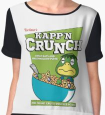 Kapp'n Crunch! Chiffon Top