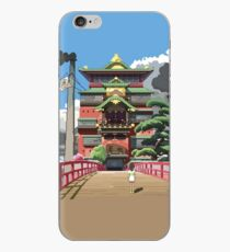Spirited Away 8bit iPhone Case