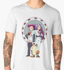 Team Rocket Nouveau Men's Premium T-Shirt