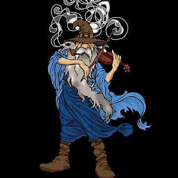 Wizard by Elmarie