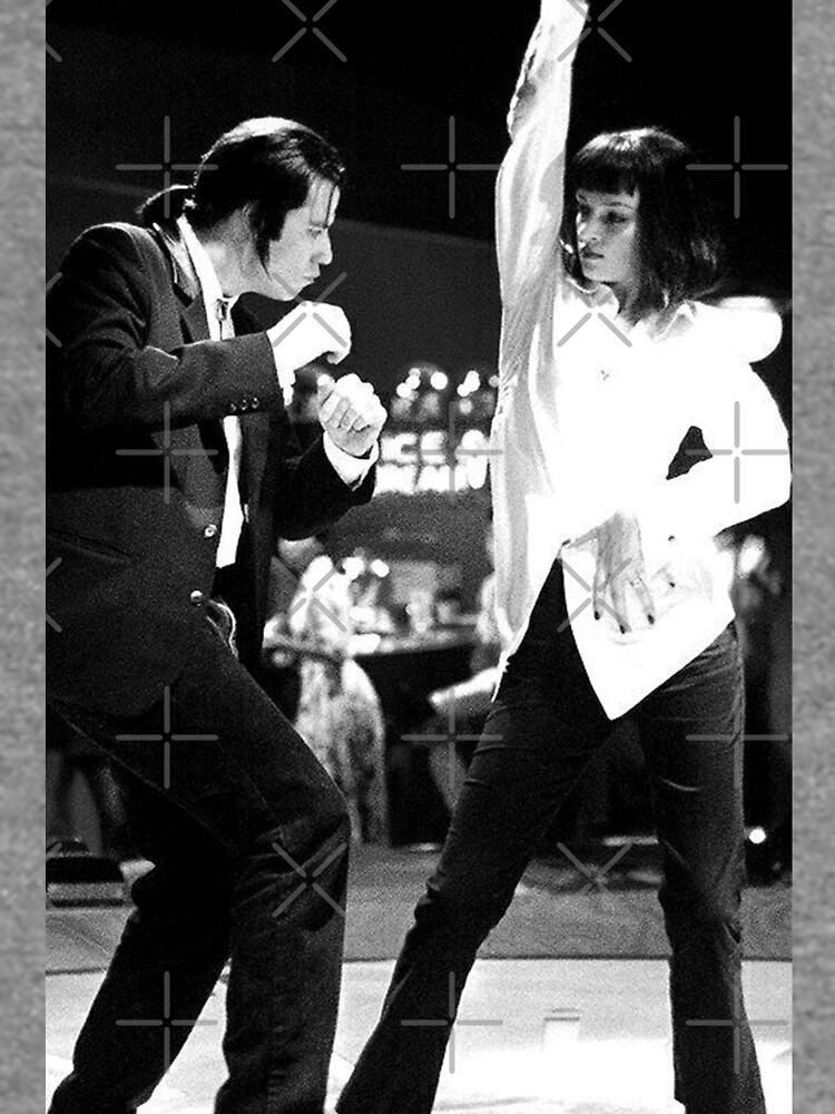 PULP FICTION DANCE von ReaperMadriz