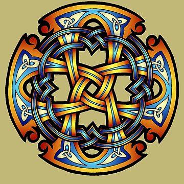 Celtic Cross  by Elmarie