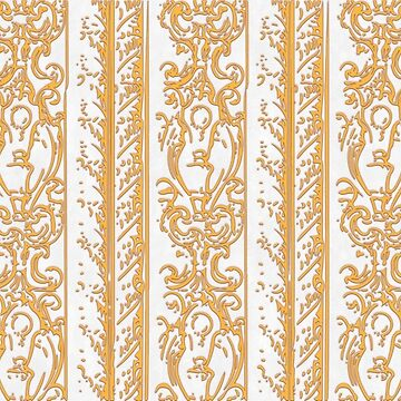 Regal Decor Design Gold by bonnie-follett