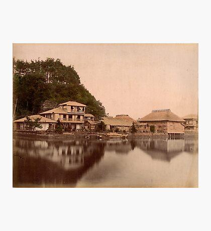 Tea House at Kanasawa Photographic Print