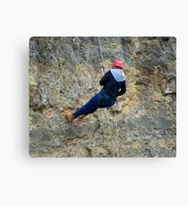A Leap of Faith Canvas Print