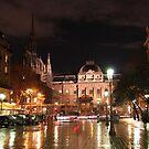 Place Louis Lepine by Elena Skvortsova