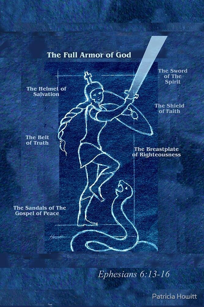 Full Armor of God - Warrior Girl 4 by Patricia Howitt