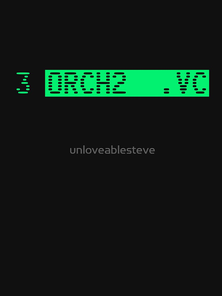 The Fairlight CMI's famous orchestra hit (stab): ORCH2 by unloveablesteve
