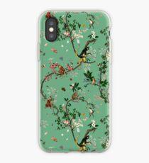 Monkey World Green iPhone Case