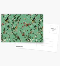 Monkey World Green Postcards