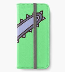 chainsaw chainsaw iPhone Wallet/Case/Skin