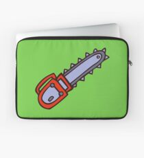 chainsaw chainsaw Laptop Sleeve