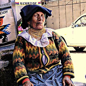 Lovely Lady 45 by alabca