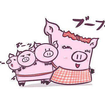 PigBox by CreatedByFran