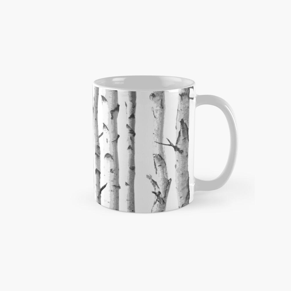 Trees Trunk Design Mug