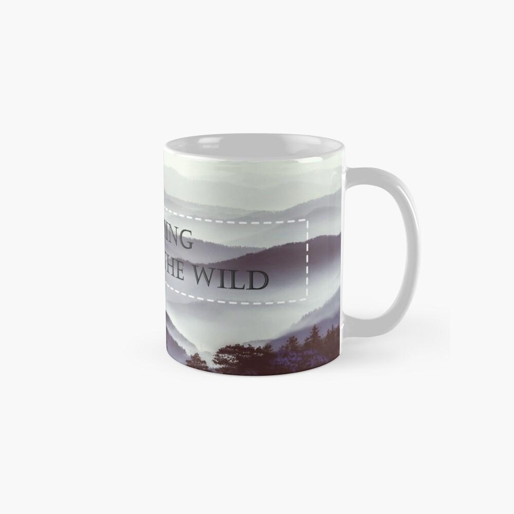 Upcoming Trip Into The Wild Mug