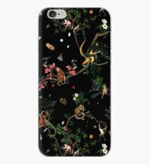 Monkey World iPhone Case