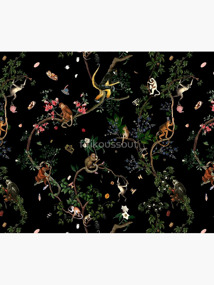 Monkey World by fifikoussout