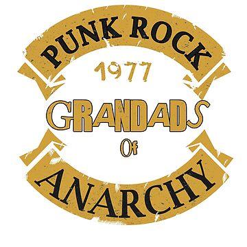 Punk Rock Grandads of Anarchy  by PunkGrandad