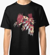 Andy W's Primal Groudon Classic T-Shirt