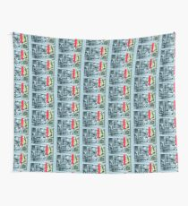Circuit board of revenge 6 Wall Tapestry