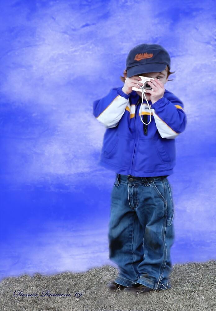 Little Photog by denise romano