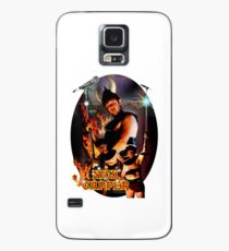 Nick Capper Chrome Doggy Case/Skin for Samsung Galaxy