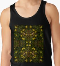 Tormentil in Shalwy Valley Men's Tank Top