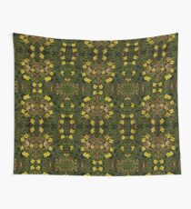 Tormentil in Shalwy Valley Wall Tapestry