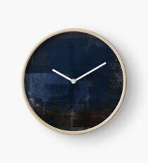 Dreich Days Ahead Clock