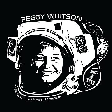 Women in Space: Peggy Whitson by photonart