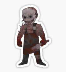 'Dead By Daylight' sticker - Trapper Sticker