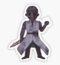 'Dead By Daylight' sticker - Doctor Sticker