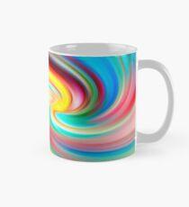 Rainbow Twirl Mug