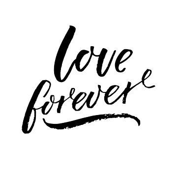 Love forever by annakutukova