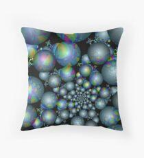 Tangent Balls (4) Throw Pillow