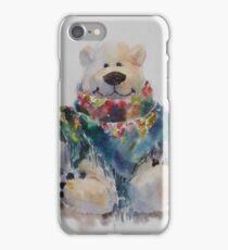 Fashion bear iPhone Case/Skin