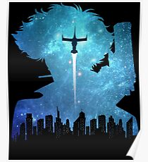 Space Cowboy Poster