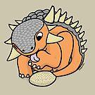 Cutiesaurs: Ankylosaurus  by Chris Jackson