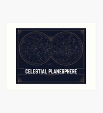 The Celestial Planesphere Impression artistique