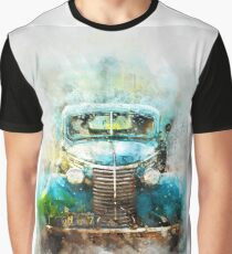 The  old car Graphic T-Shirt