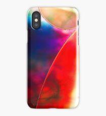 Oil Resist with Vivid Colours iPhone Case