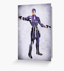 The Phantom Greeting Card