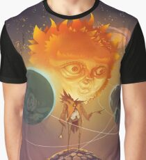 The Sun Graphic T-Shirt