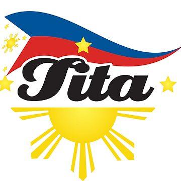 Filipino t-shirt | Tita  by OhBoyLoveIt