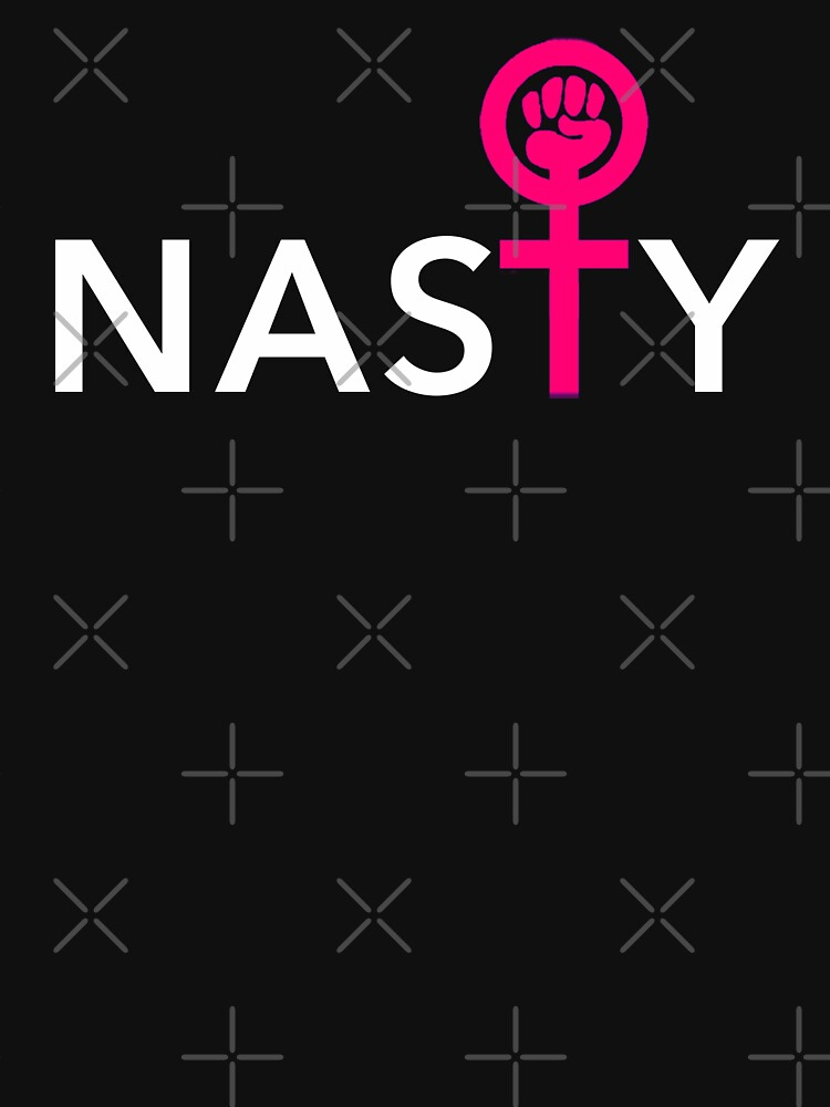 NASTY (woman power fist) by Thelittlelord