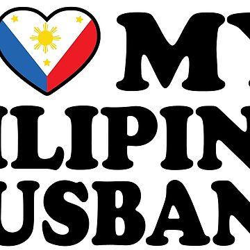 Filipino t-shirt | Filipino Husband by OhBoyLoveIt