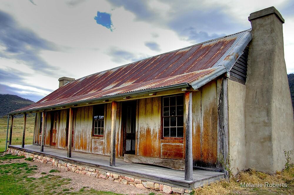 Orroral Valley Homestead by Melanie Roberts