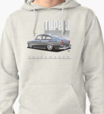 Fastback Pullover Hoodie