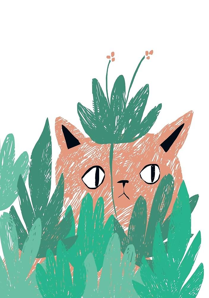 Bushcat by Jenna Kunnas